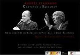 imagen del contenido El viernes 16 Andrés Stagnaro canta a Saramago en el CCE