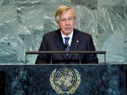 imagen del contenido El vicepresidente Danilo Astori planteó que Uruguay integre el Consejo de Seguridad de la ONU