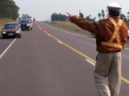 imagen del contenido Policía Caminera informa de las rutas cortadas