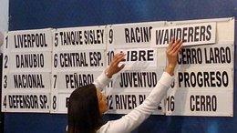 imagen del contenido Fixture Campeonato Uruguayo 2013-2014