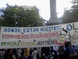 imagen del contenido Verdad y justicia: miles de personas concentraron en plaza Libertad