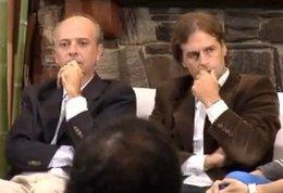 """imagen del contenido Javier García propone reeditar la """"Concertación"""" para disputarle al Frente la intendencia capitalina"""