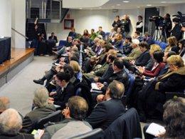 imagen del contenido Lo que nunca había pasado en Uruguay, la asignación de canales y radios tuvo una audiencia pública