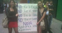 imagen del contenido Colombia: Marcha de las Putas denuncia violación en restaurante