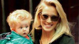 imagen del contenido Luisana Lopilato: 'Noah es un calco del padre'