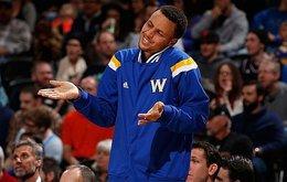 imagen del contenido Curry camino a ser el basquetbolista mejor pago del planeta