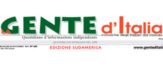 GENTE D`ITALIA home banner