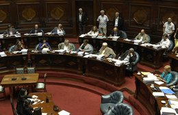 imagen del contenido Oficialismo quiere legislar para que las bancas sean de los partidos