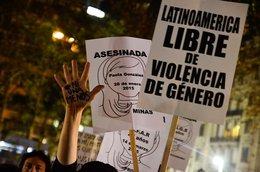 """imagen del contenido Convocatoria: """"Ni una menos"""" reclama este viernes contra la violencia de género"""