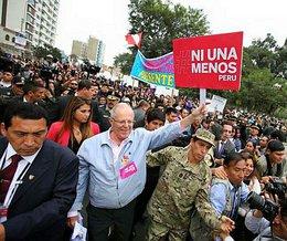 imagen del contenido Perú da histórico paso contra violencia hacia las mujeres
