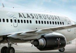imagen del contenido Alas Uruguay canceló operativa por falta de repuesto