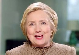 """imagen del contenido Video de Hillary Clinton: """"El futuro es femenino"""""""
