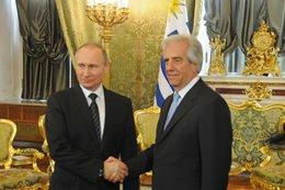 imagen del contenido Habrá tratado bilateral de protección de inversiones y de eliminación de doble tributación entre Uruguay y Rusia