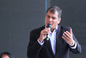Rafael Correa: Lenín Moreno ejercerá un liderazgo más abierto