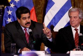 El FA sale al cruce del gobierno, en defensa de Venezuela