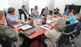 imagen del contenido El presidente Vázquez analizó la Universidad de la Educación junto a delegación de las ATD
