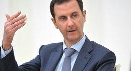 """imagen del contenido Bashar Al-Assad: """"No hubo ataque químico en Idlib, es una provocación"""""""