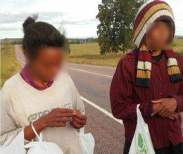 imagen del contenido Mensajeras de Dios: hablaron las mujeres encontradas en Cerro Largo