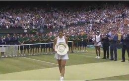 imagen del contenido Garbiñe Muguruza se proclama ganadora de la Final de Wimbledon 2017 por 7-5 y 6-0