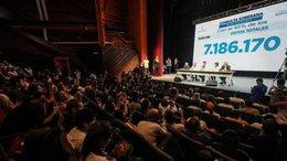 imagen del contenido La oposición venezolana asegura que 7,2 millones de votos se expresaron en la consulta contra Maduro