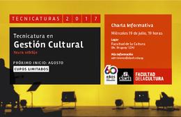 imagen del contenido Claeh: Comienza 6ta Edición de la Tecnicatura en Gestión Cultural