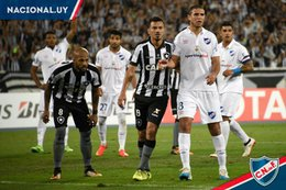 imagen del contenido Cinco minutos le bastaron a Botafogo para deshacer la ilusión de Nacional y dejarlo fuera de la Copa