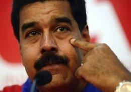 """imagen del contenido Maduro: 25 años de cárcel para quién """"salga a la calle a expresar intolerancia y odio"""""""