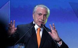 imagen del contenido Presidente brasilero Temer, el jefe de la banda