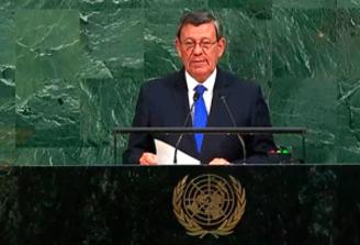 """Nin en la ONU convocó a """"evitar escaladas verbales que anteceden a tragedias  mayores"""""""