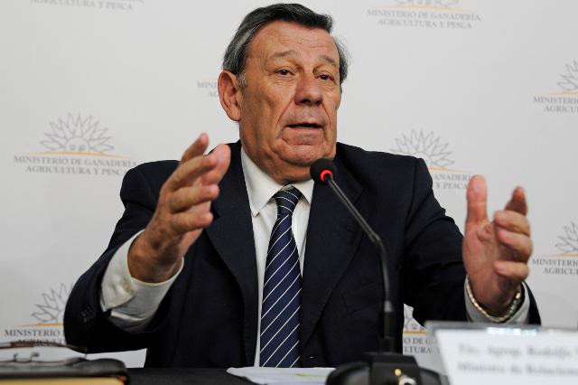 """Urgente"" convocatoria a Nin Novoa y Aguerre al Parlamento"