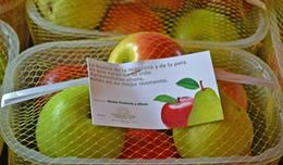 imagen del contenido Es el momento de comprar naranjas, manzanas, frutillas, espinacas, boniatos y lechugas