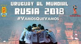 imagen del contenido Uruguay clasificó directo a Rusia 2018, como segundo de Sudamérica, al vencer 4-2 a Bolivia