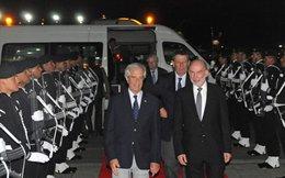 imagen del contenido Vázquez llegó a México, donde se reunirá con el presidente mexicano