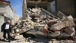 imagen del contenido Terremoto en Irán e Irak: más de 460 muertos