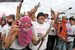imagen del contenido 7 muertos por violencia electoral en Nicaragua