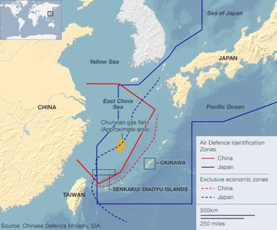 imagen del contenido China responde a declaraciones de Trump sobre Mar Meridional de China