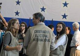imagen del contenido Misión de Observación Electoral (MOE) de la OEA comunica falta de certeza sobre los resultados