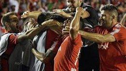 imagen del contenido Primera Final: Independiente derrotó a Flamengo 2-1