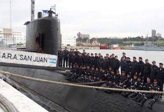 La Armada argentina sabía que el San Juan fue reparado con material inadecuado