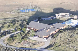 imagen del contenido Dinama incautó animales exóticos en la propiedad del sindicalista argentino preso