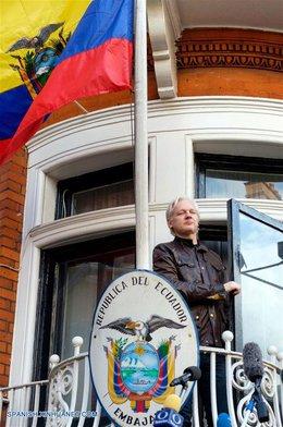 imagen del contenido Ecuador concedió la ciudadanía a Assange