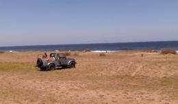 imagen del contenido La multa por usar vehículos en dunas es de 25 UR unos $24.300