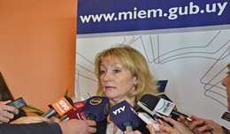 """imagen del contenido Para la ministra Cosse importar combustible """"es un disparate"""""""