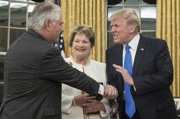 imagen del contenido Donald Trump destituyó a su secretario de Estado; una mujer comandará la CIA