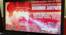 imagen del contenido 'Stalin' ataca las computadoras del mundo y borra sus datos mientras reproduce el himno de la URSS