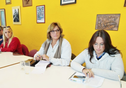"""imagen del contenido PIT-CNT tiene """"nueva"""" vicepresidente: Soraya Larrosa, dirigente de la FUS"""