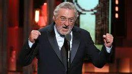 """imagen del contenido Robert De Niro insultó al presidente, """"¡Fuck you, Trump!"""" y lo ovacionaron de pie"""