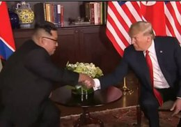 """imagen del contenido Corea del Norte y EEUU: acciones """"paso a paso"""" y """"simultáneas"""""""