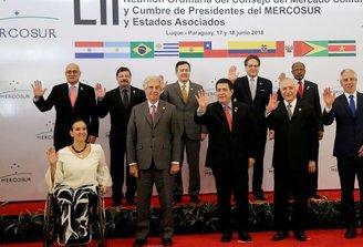 """Mercosur pidió a Maduro que permita ingreso de ayuda humanitaria: """"Paliar la crisis social y migratoria"""""""
