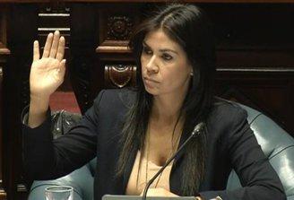 """Verónica Alonso ante Investigadora: """"No recibí dinero de ninguna institución religiosa"""""""